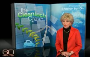60 Minutes Cleantech Crash