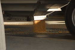 Corn delivery to Patriot Renewable Fuels