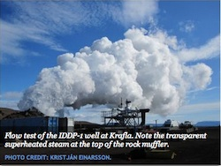 IDDP-1 in Iceland