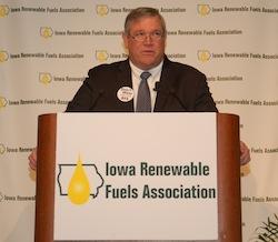 Iowa RFA President Steve Bleyl