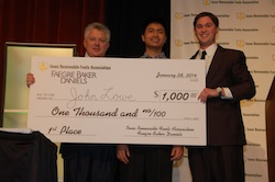 Jon Low 2014 IRFA Fuel the Future Grand Prize Winner