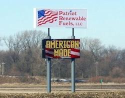 Patriot Renewable Fuels American Made