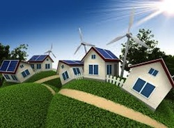 Solar and wind together