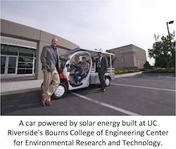 UC Riverside Solar Car