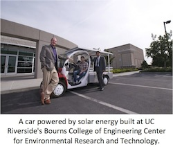 UC Riverside Solar Car