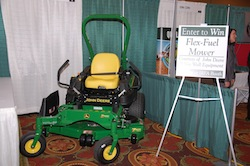 irfasummit-E85 John Deere riding mower