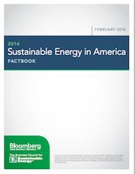 2014 Sustainable Energy in America Factbook