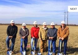 New Genearation Power Texas Wind Project