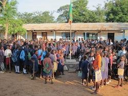 YINGLI GREEN ENERGY HOLDING COMPANY LIMITED ZAMBIA STUDENTS