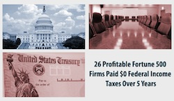 The Sorry State of Corporate Taxes