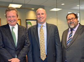 Growth Energy CEO Tom Buis and Renewable Fuels Association CEO Bob Dinneen both on the side of Monte Shaw for Congress