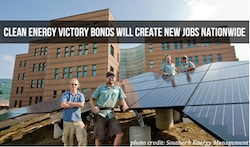 Clean Energy Victory Bonds Will