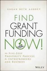 Find Grant Funding Now cover