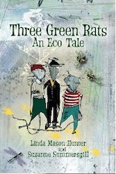 Three Green Rats An Eco Tale book cover