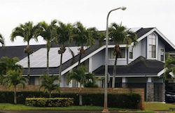 rooftop solar in Oahu Photo Hugh Gentry