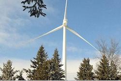 Juhl Energy Wind Farm