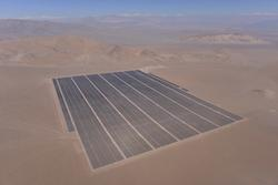 SunEdison 100 MW Amanecer Solar CAP Power Plant