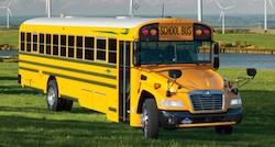 Blue Bird Vision Propane Bus