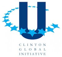 Clinton Global Initiative logo