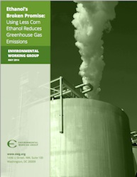 EWG report Ethanols broken promise