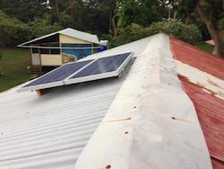 FTL Solar Energy Panels at STC
