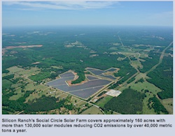 Silicon Ranch Circle Solar Farm