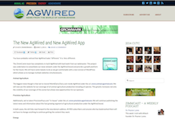 The New AgWired.com