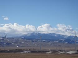 Two Dot Wind farm