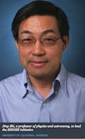 UC Riverside Professor Jing Shi