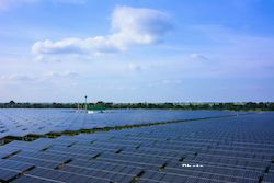 7.46MW Solar Power Plant in Korat Thailand 2 Photo-Kyocera