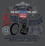 Fueled with Pride 2014 Motorcycle Rally