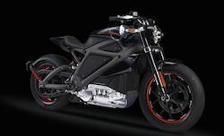 Stellar Solar Harley Project LiveWire