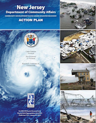 New Jersey Disaster Recovery Action Plan