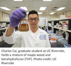 Charles Cai UC Riverside