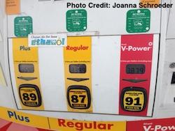 Ethanol in Illinois