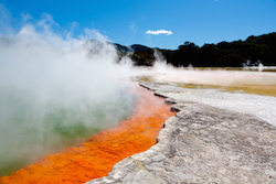 Geothermal Energy Summit - photo credit from Dreamstime
