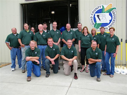 Quad County Corn Processors Team