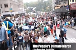 2014 Peoples Climate March