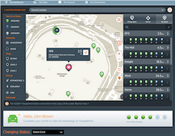 ChargePoint Dashboard