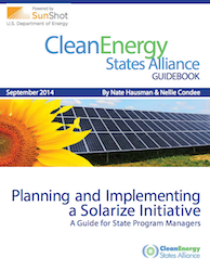 Clean Energy States Alliance Guidebook