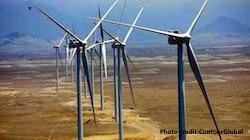 ContourGlobal Wind Farm in Peru