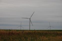 Iowa Wind Farm Photo Credit Joanna Schroeder