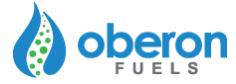 Oberon Fuels logo