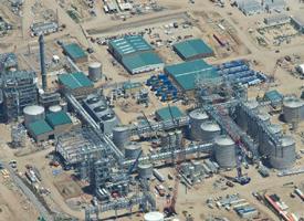 Abengoa Bioenergy plant in Hugoton, KS