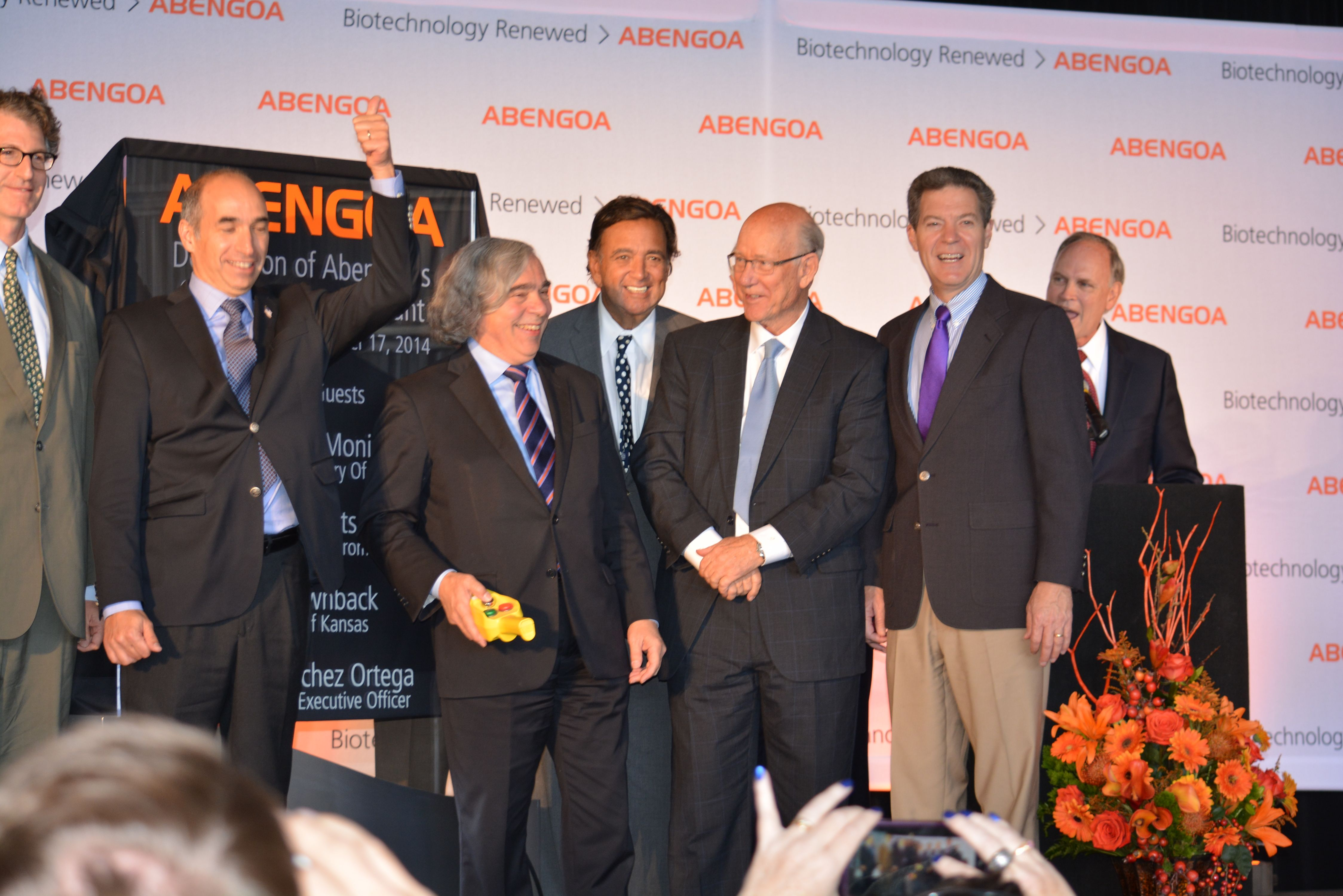 Abengoa Cellulosic Ethanol Goes Into Production