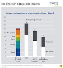 Ecofys natural gas report