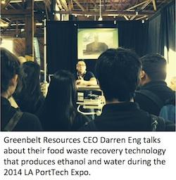 Greenbelt CEO Darren Eng