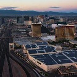 Mandalay Bay Solar Array