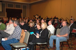 2015 Iowa Renewable Fuels Summit crowds