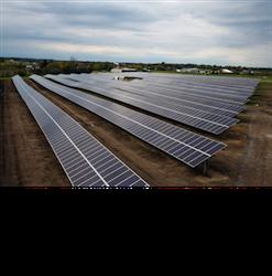 Clarkson University solar array